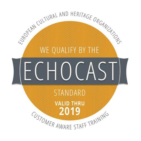 ECHOCAST Zertifikat