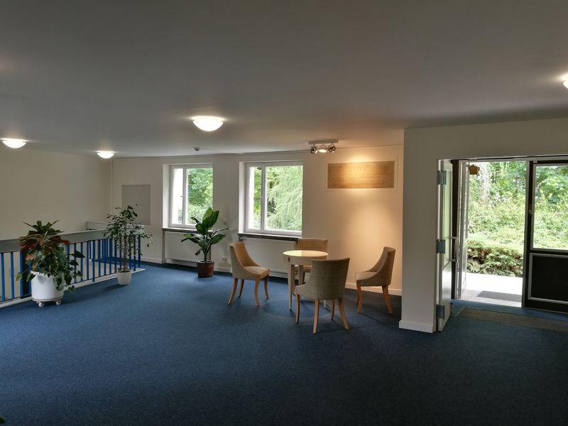 Foyer in der Gregor-Mendel-Straße 25
